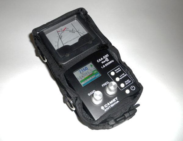 Original Comet CAA-5SC Protective Padded Soft Case for the CAA-500 Analyzer