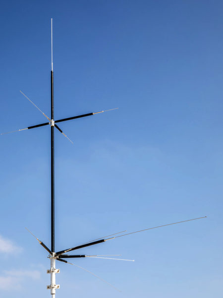 Multi Band HF/VHF/UHF | Comet Antenna
